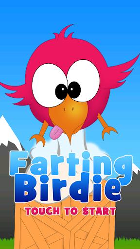 Farting Birdie