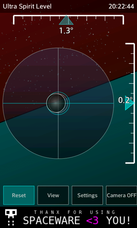 Ultra Compass & Level- screenshot