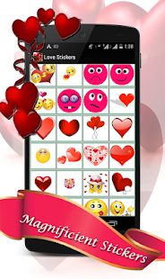 Love Chat Stickers- screenshot thumbnail