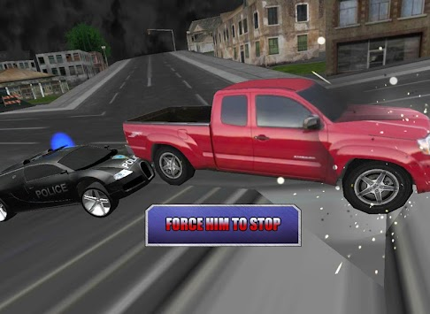 Crazy Driver Police Duty 3D APK screenshot thumbnail 9