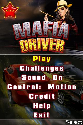 Mafia Driver - screenshot