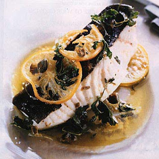 Oven-Poached Fish in Olive Oil