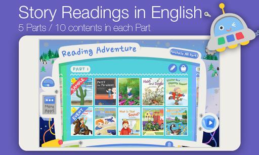 English Reading Adventure 3