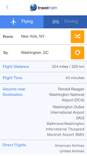 Travelmath Trip Calculator Android Apps On Google Play