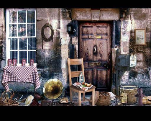 隱藏的老房子