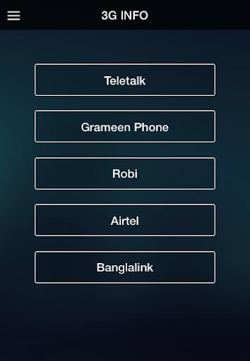 3G info BD