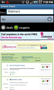 Dream Deals and Coupons screenshot 7