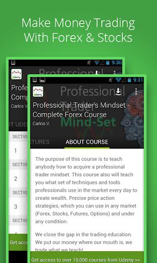 Professional Trader's Mindset