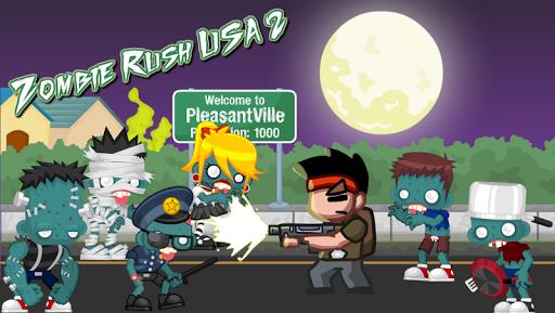 Zombie Rush USA 2