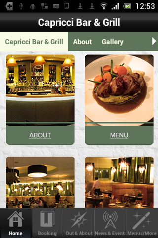 Capricci Bar Grill