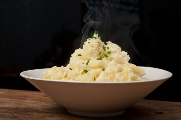 Easiest Mashed Potatoes Recipe. Period. Recipe