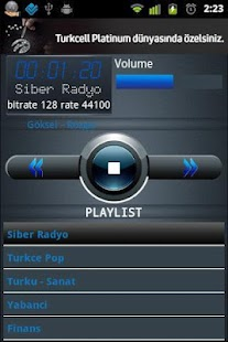 Siber Radyo - screenshot thumbnail