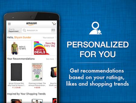 Amazon India Shopping 6.1.4.300 screenshot 249712