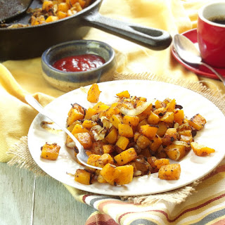 Butternut Squash Home Fries