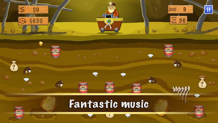 Gold Miner Deluxe 1.2.4 screenshot 356029