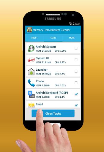 免費下載工具APP|Memory Ram Booster Cleaner app開箱文|APP開箱王