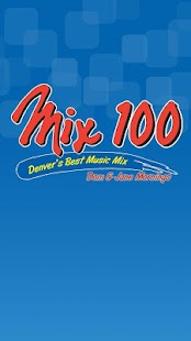 Mix 100 Denver - screenshot thumbnail