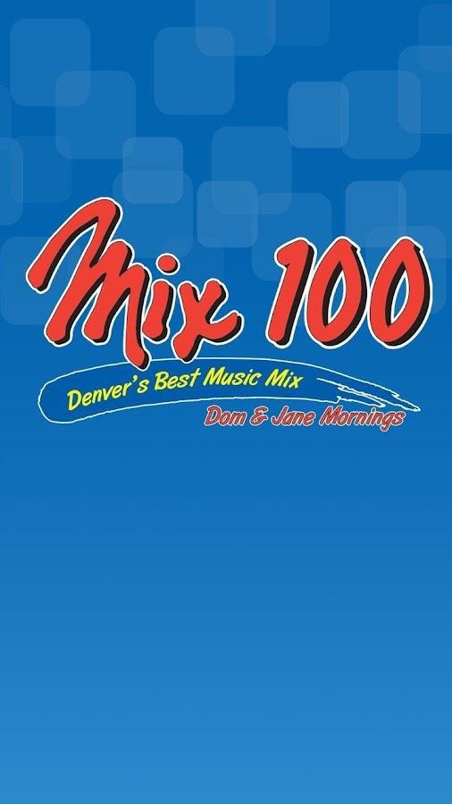 Mix 100 Denver - screenshot