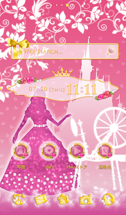 可愛換裝桌布★sleep princess