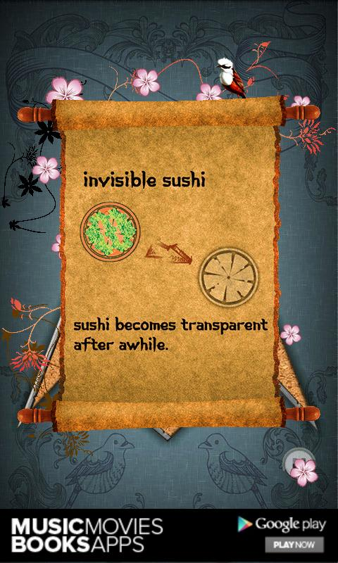 Sushi Slash HD- screenshot