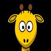 Gigi Giraffe LiveWallpaper