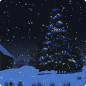 Christmas Tree Animation Live