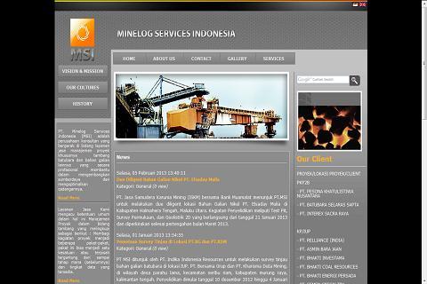 PT. Minelog Services Indonesia