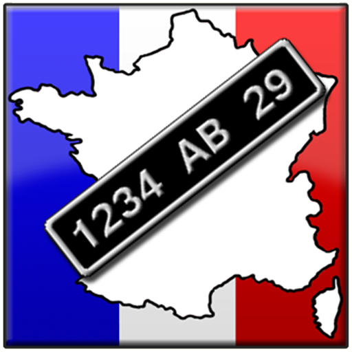 French Number Plates Free