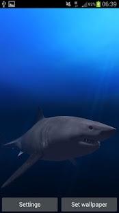 大白鯊3D|玩個人化App免費|玩APPs