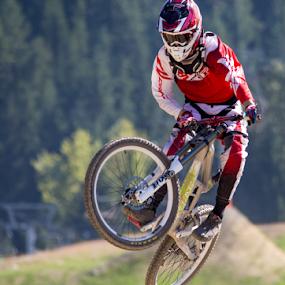 Whistler July 2014 by Trevor Bond - Sports & Fitness Cycling ( whistler, bike, downhill, mountain bike,  )