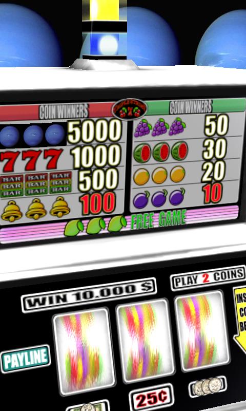3D Neptune Slots - Free - screenshot