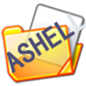 File Manager – AShell logo
