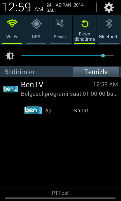 Ben TV- screenshot