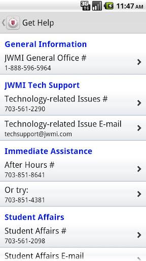 【免費教育App】JWMI Mobile-APP點子