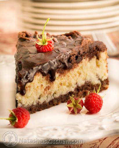 Farmers Cheese Chocolate Cake