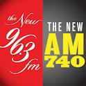 Classical & Zoomer Radio logo