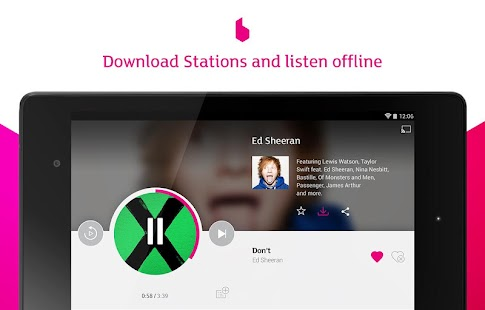 blinkbox Music Screenshot 13