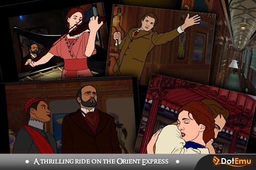Игра The Last Express для планшетов на Android