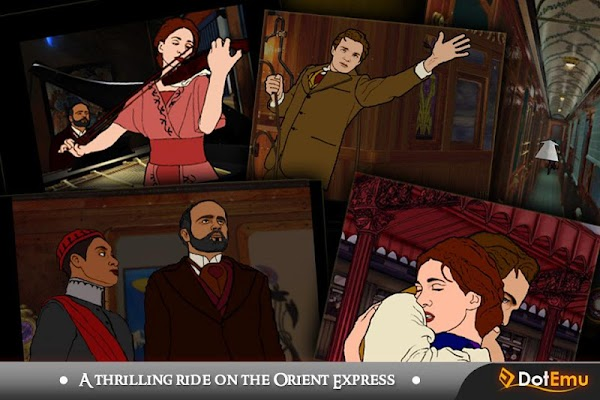 The Last Express- screenshot