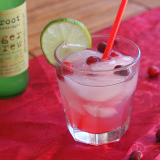 Cranberry Texan Mule