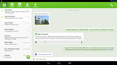SendHub - Business SMS Screenshot 12