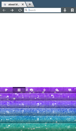 Glitter Keyboard Theme 2.0 screenshot 2012854