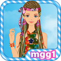 Hippy Style Dress Up icon