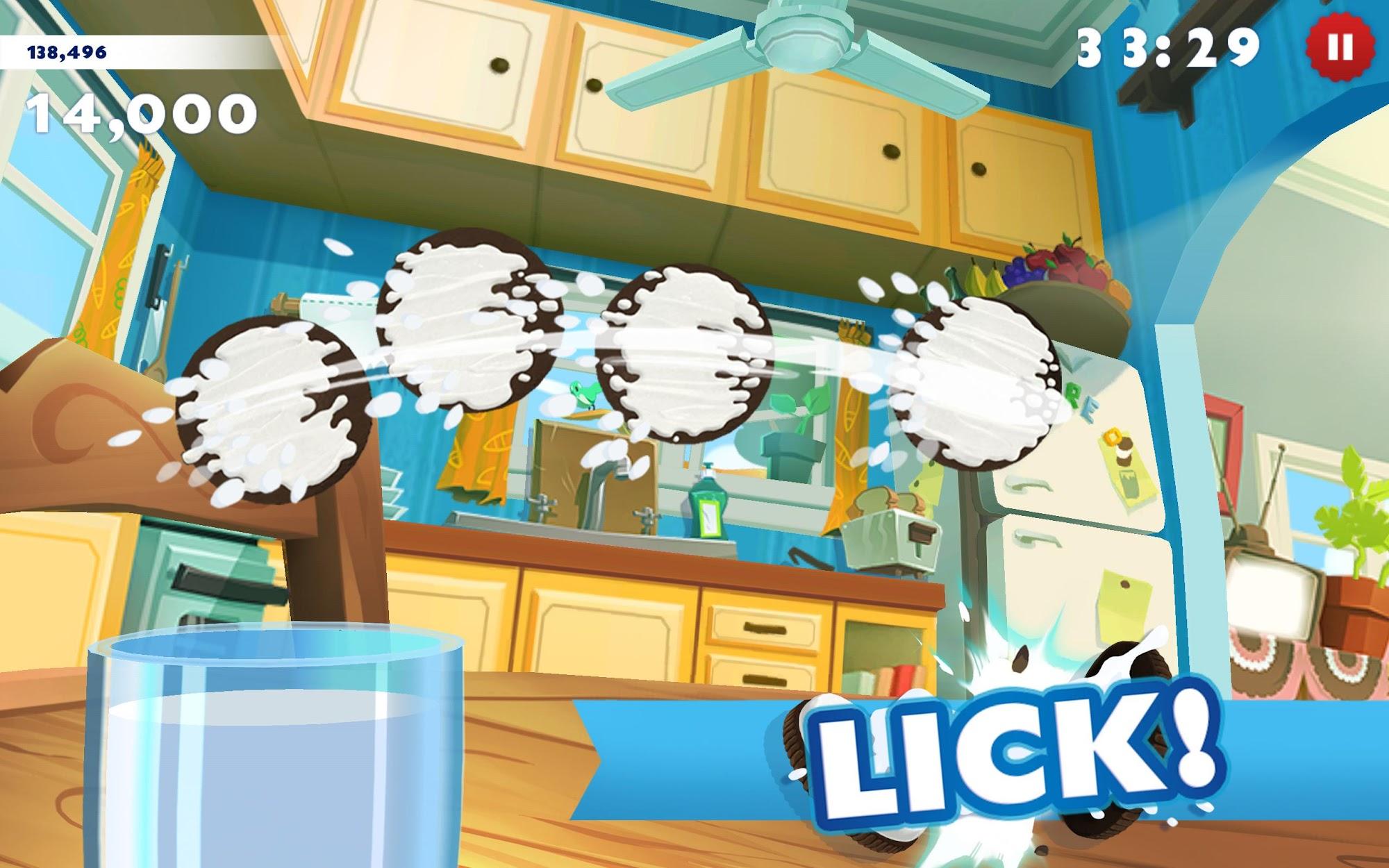 OREO: Twist, Lick, Dunk screenshot #8