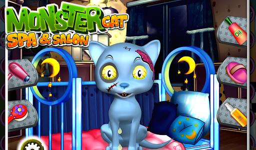 Monster Cat Spa & Salon v3.0