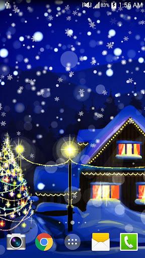 クリスマスナイトライブ壁紙