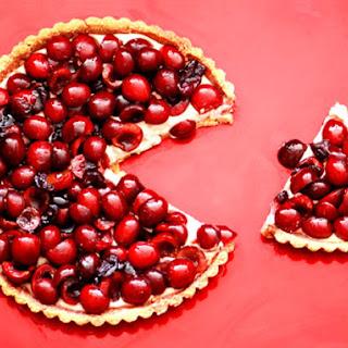 Cherry-Amaretto Tart
