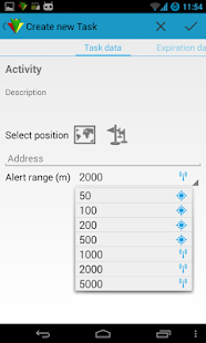 GeoTask - Location-Based Tasks - screenshot thumbnail