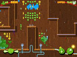 Screenshot of Superfrog HD
