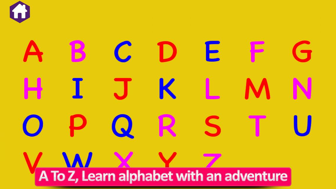 Kids Animal ABC Alphabet sound - screenshot